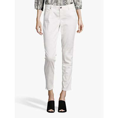 Betty & Co. 5 Pocket Slim Jeans, Bright White