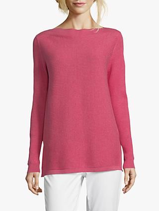 Betty & Co. Ribbed Jumper, Pink