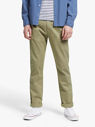 Save Khaki United Straight Fit Chinos
