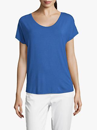 25062b5f5296e Betty Barclay Scooped Neck Short Sleeve T-Shirt