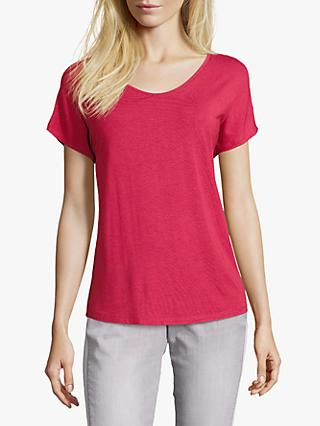 Betty & Co. Scooped Neck Short Sleeve T-Shirt