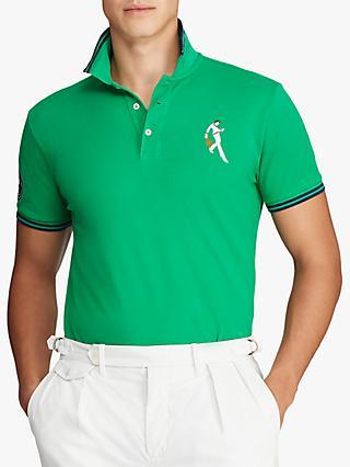 d69b34cc4 Men's Polo Shirts | Polo Ralph Lauren, Fred Perry, Hackett | John Lewis