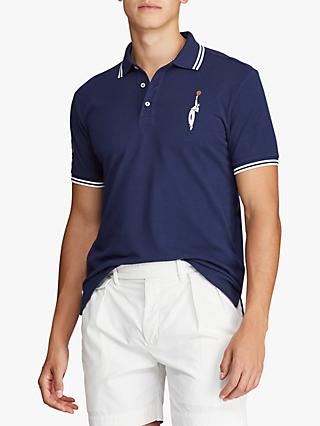 eab145d3aa Men's Polo Shirts | Polo Ralph Lauren, Fred Perry, Hackett | John Lewis