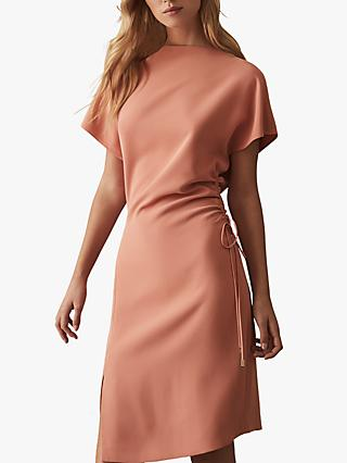 Reiss Marcia Waist Detail Dress