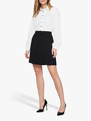 Damsel in a Dress Bea City Suit Skirt, Black