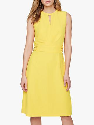 Damsel in a Dress Porta Dress, Yellow
