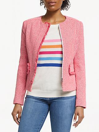12eee3ed332 Helene For Denim Wardrobe Judy Tweed Jacket