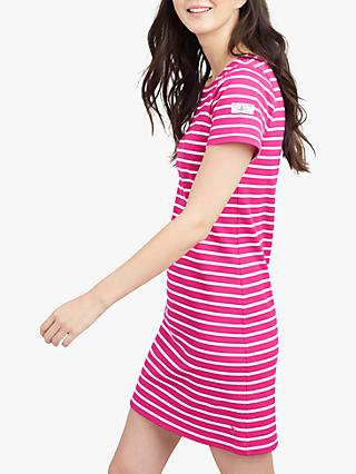 Joules Riviera Stripe T-Shirt Dress