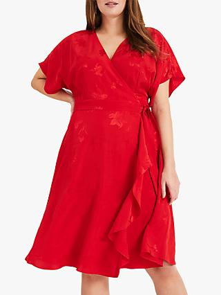 Studio 8 Orla Wrap Dress, Red