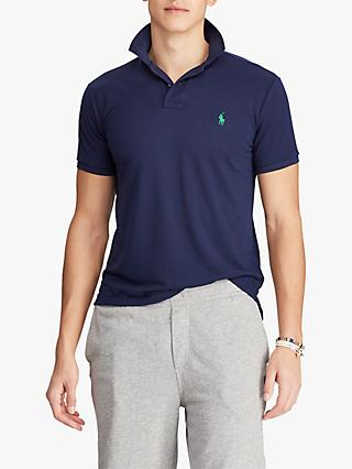 1331ca797f0d Polo Ralph Lauren Short Sleeve Recycled Mesh Polo Shirt