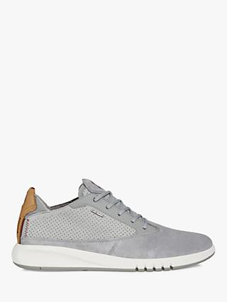 Geox Aerantis Leather Trainers