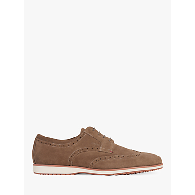 Geox Blainey Suede Brogues