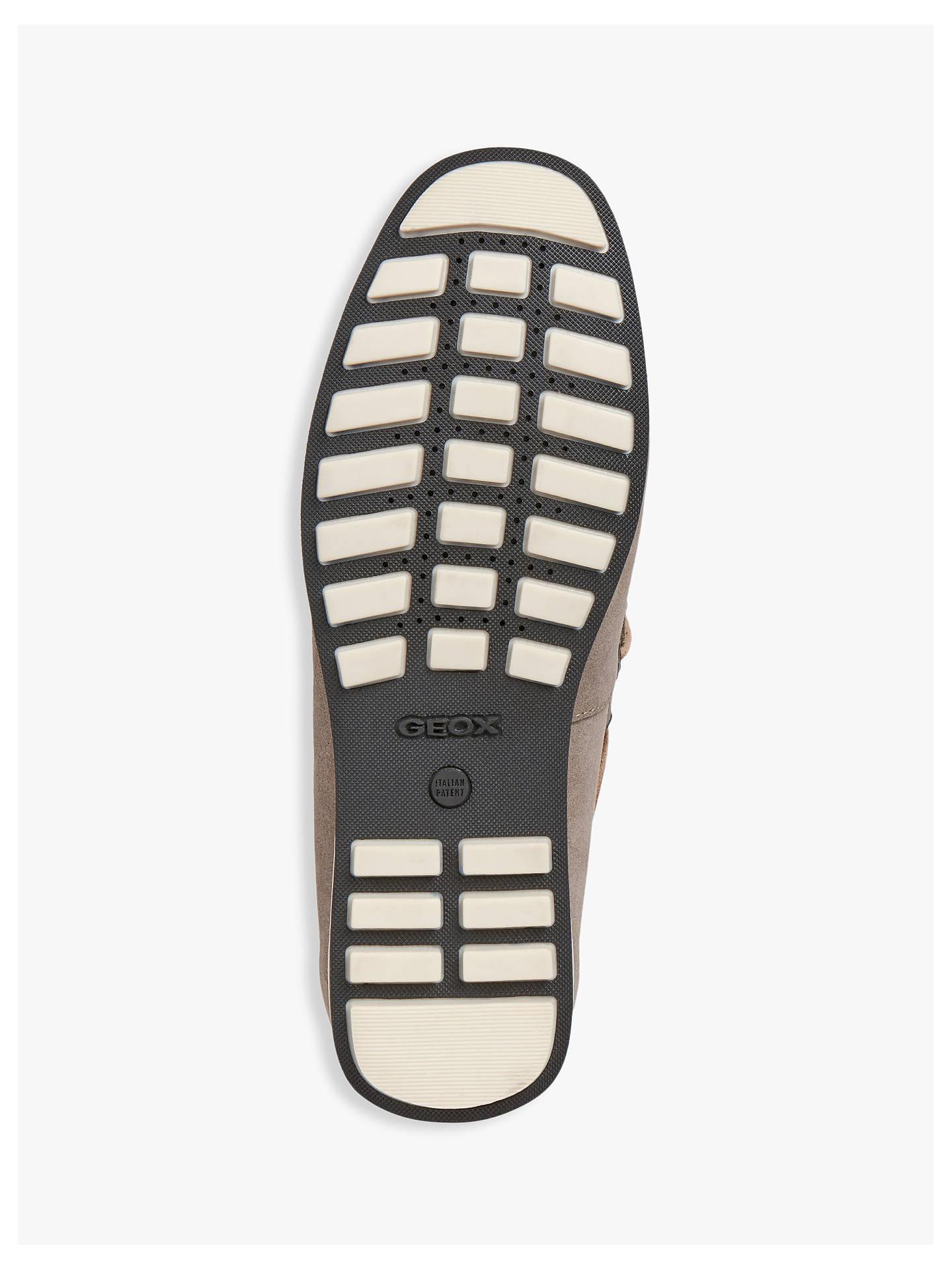 feinste Auswahl detaillierte Bilder kaufen Geox Mirvin Suede Loafers at John Lewis & Partners