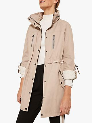 Women s Parkas Coats   Coats   John Lewis   Partners 3262ed9565