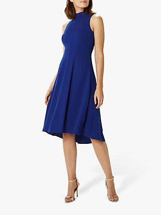 Coast Evelyn Shift Dress, Cobalt Blue