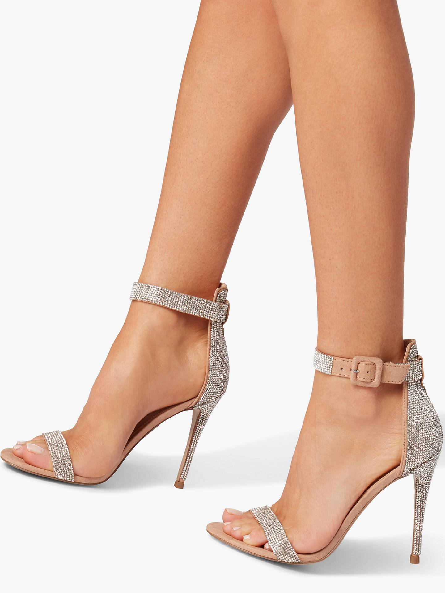 be28257dc95 ... Buy Steve Madden Mischa Embellished Ankle Strap Heeled Sandals