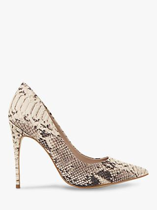 52972d7f4d2 Steve Madden Daisie-P Stiletto Heel Court Shoes