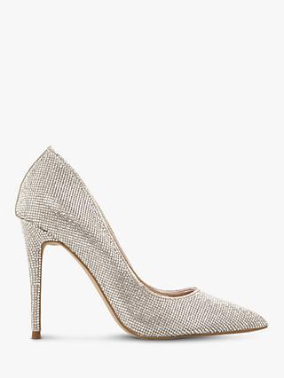 983ddc15b51 Steve Madden Daisie Stiletto Heel Court Shoes