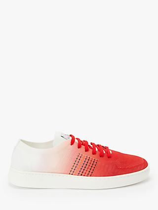 PS Paul Smith Doyle Knitted Trainers, Red