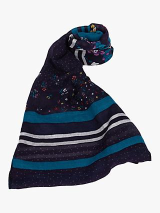 Oasis Pop Ditsy Scarf, Multi