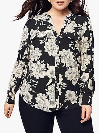 cee26c8c7c2d2 Oasis Curve Floral Shirt