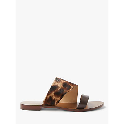 John Lewis & Partners Lyra Slip On Sandals, Multi