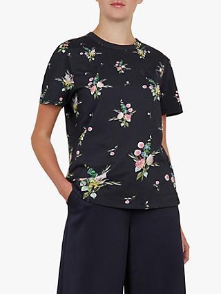 29866b8e9f7984 Ted Baker Aishah Floral T-Shirt