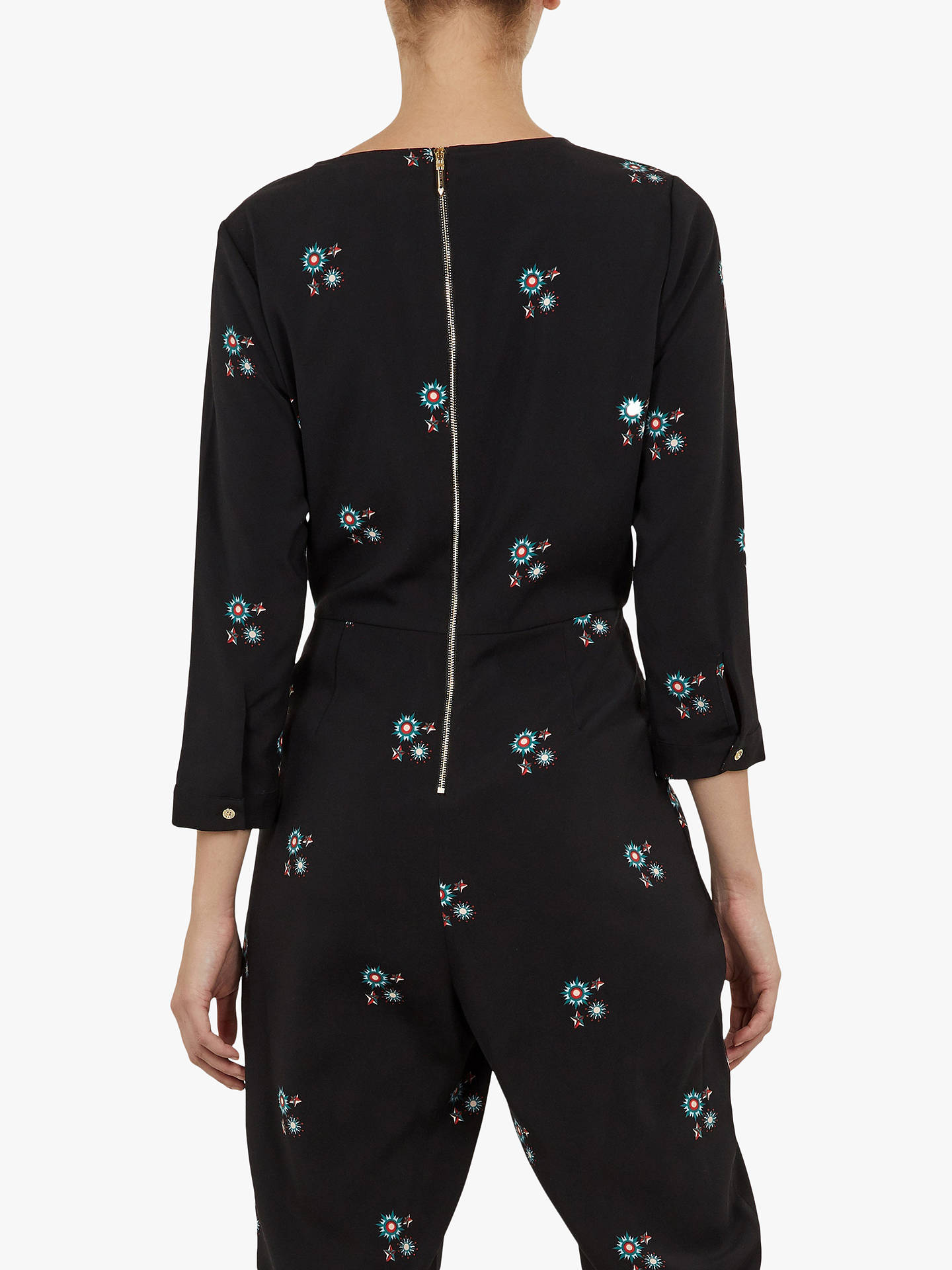 cd7a7c45fbbe ... Buy Ted Baker Colour By Numbers Duasba Midnight Sun Jumpsuit