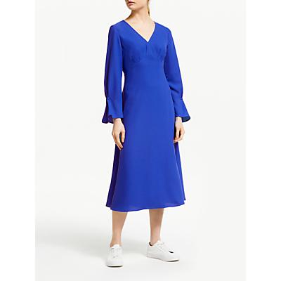 Finery Lykke Flared Midi Dress