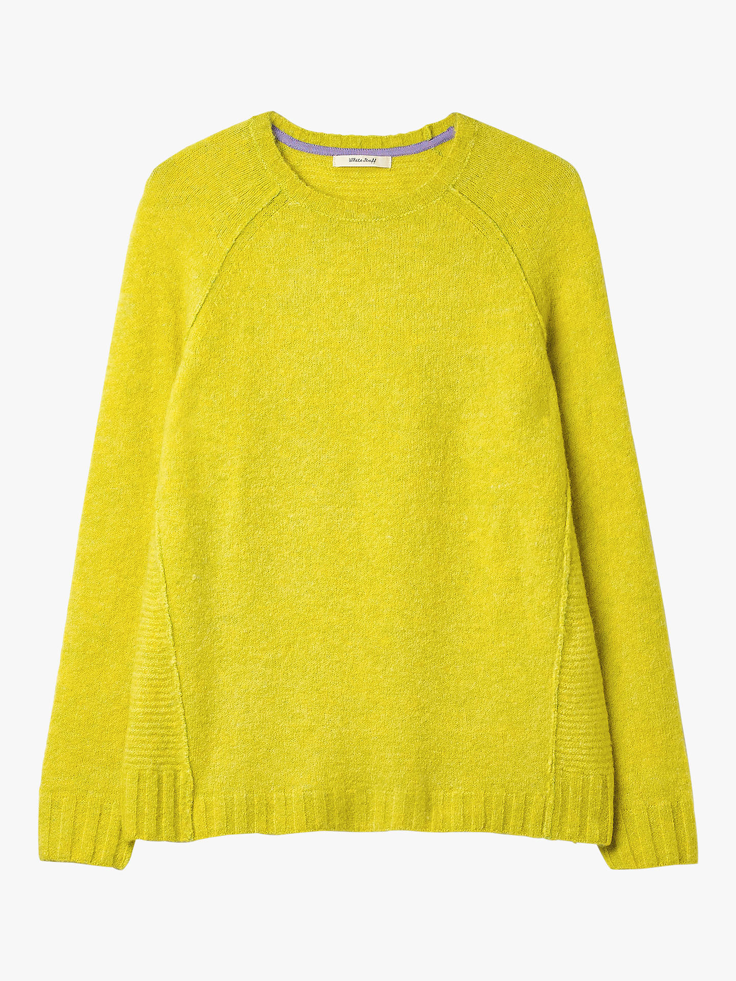 BuyWhite Stuff Warren Jumper, Kiwi Green, 6 Online at johnlewis.com