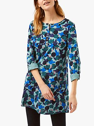 White Stuff Halles Printed Tunic Dress, Multi