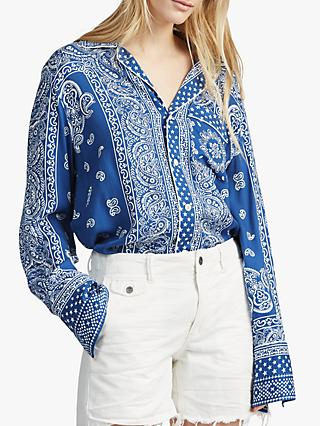 3eaae3be31617 Polo Ralph Lauren Pareo Print Shirt