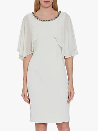 Gina Bacconi Sabella Beaded Dress