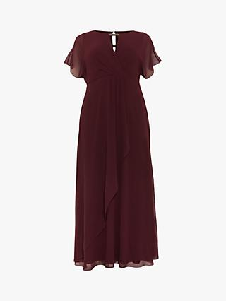 Studio 8 Destiny Dress, Berry