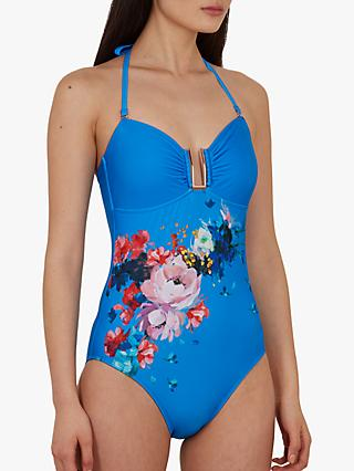 a349b6034 Ted Baker Raspberry Ripple Swimsuit