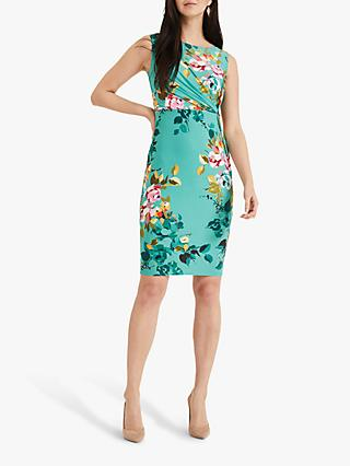 Phase Eight Leslie Floral Dress, Multi