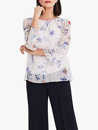 2607840295fdf Phase Eight Zariah Print Blouse