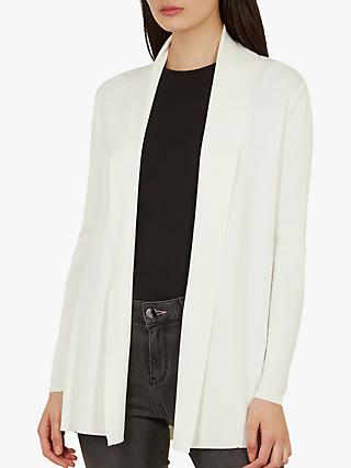 Ted Baker Leby Woven Detail Knitted Cardigan