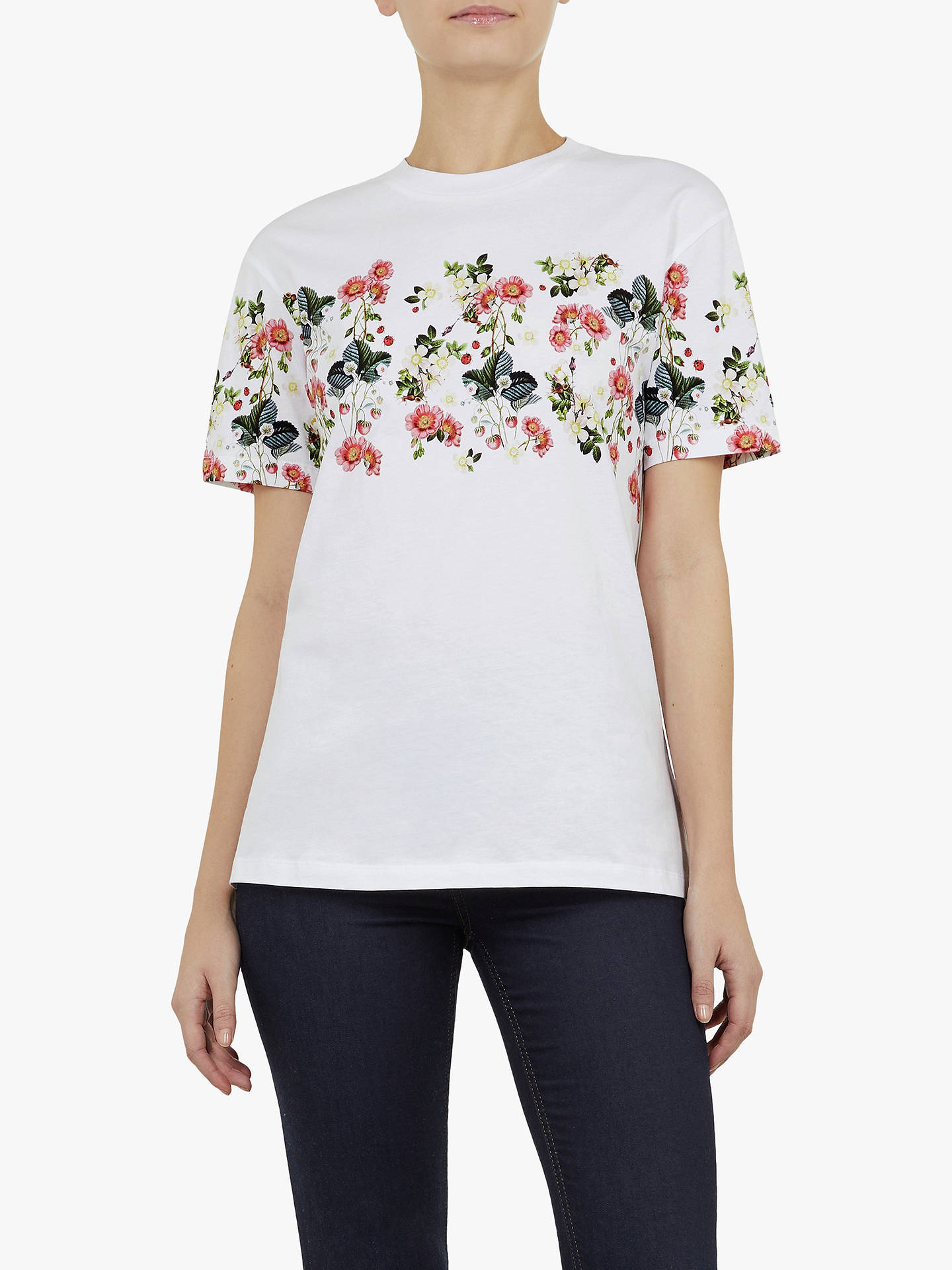 33759a861 Buy Ted Baker Rogan Oracle T-Shirt
