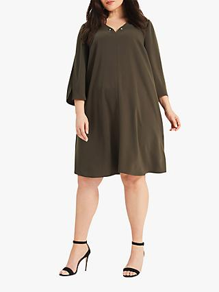 Studio 8 Elmira Swing Dress, Khaki