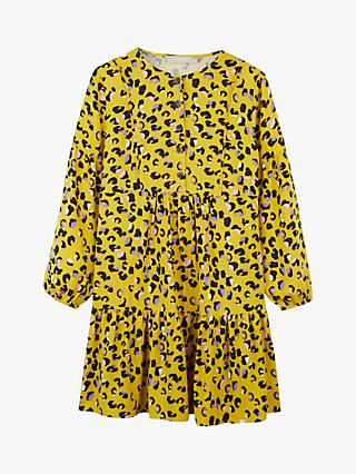 Mintie by Mint Velvet Girls' Romy Dress, Yellow