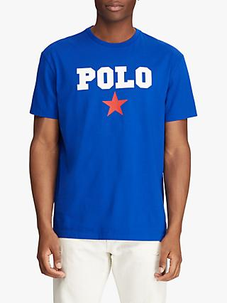 c5b118d9b Polo Ralph Lauren Short Sleeve Graphic Star T-Shirt