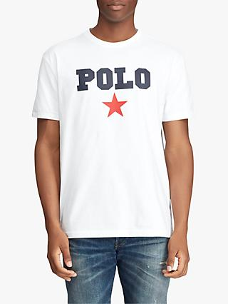 Polo Ralph Lauren Short Sleeve Graphic Star T-Shirt