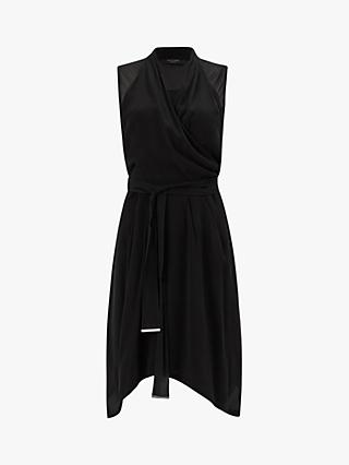 AllSaints Odessa Dress, Black