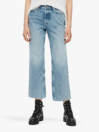 2c4573406ad AllSaints Helle Bootcut Jeans