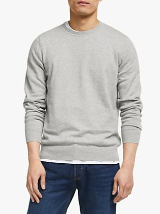 2af8c0e5b Grey | Men's Jumpers & Cardigans | John Lewis & Partners