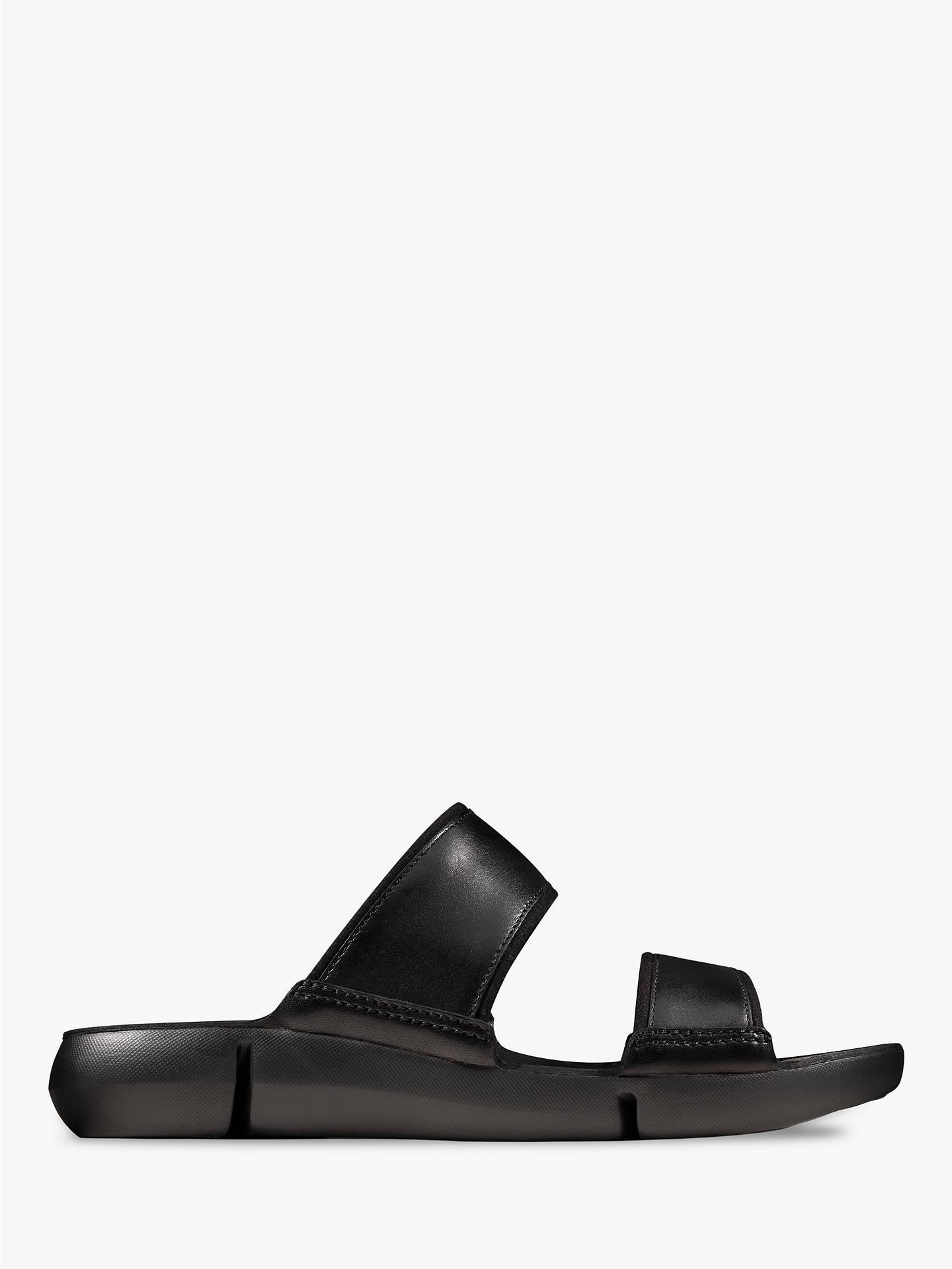 33706d1da84 Clarks Tri Sara Double Strap Slide Sandals at John Lewis   Partners