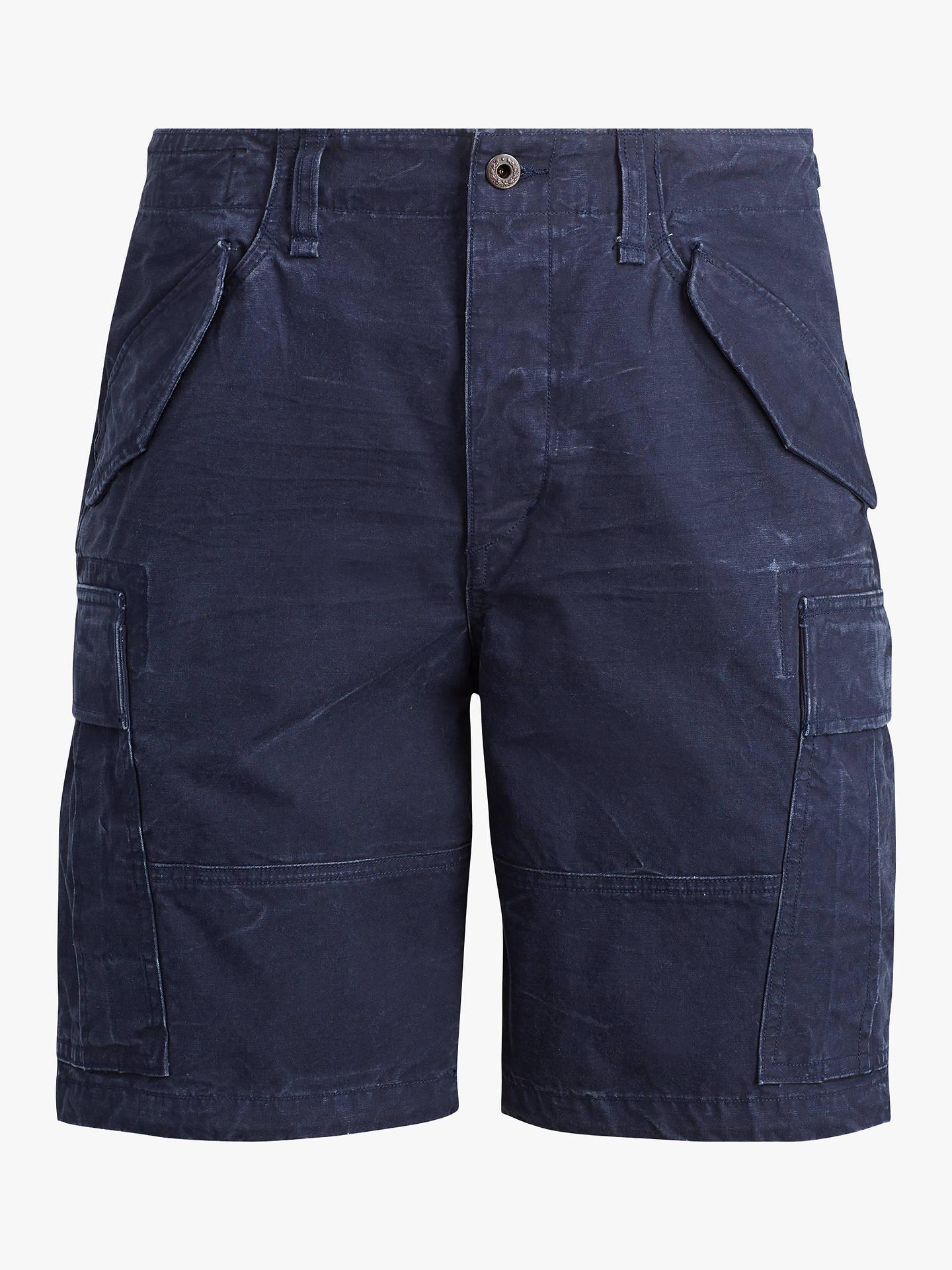 Hudson tan Ralph LAUREN MEN/'S Pantaloncini Cargo RRP £ 109