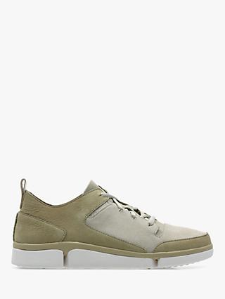 Clarks Tri Turn Flatform Trainers