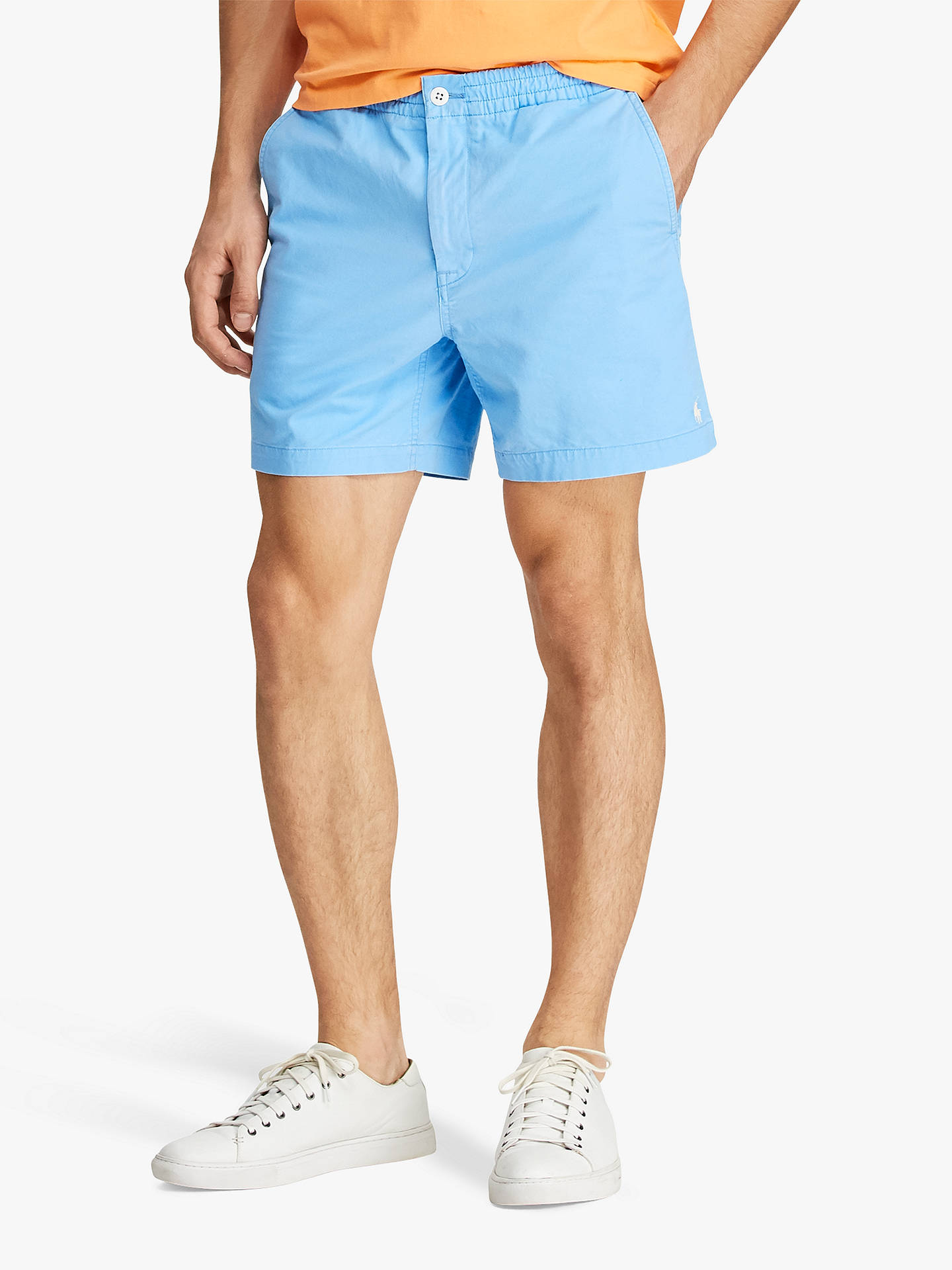 f95304209 Polo Ralph Lauren Prepster Flat Shorts at John Lewis   Partners
